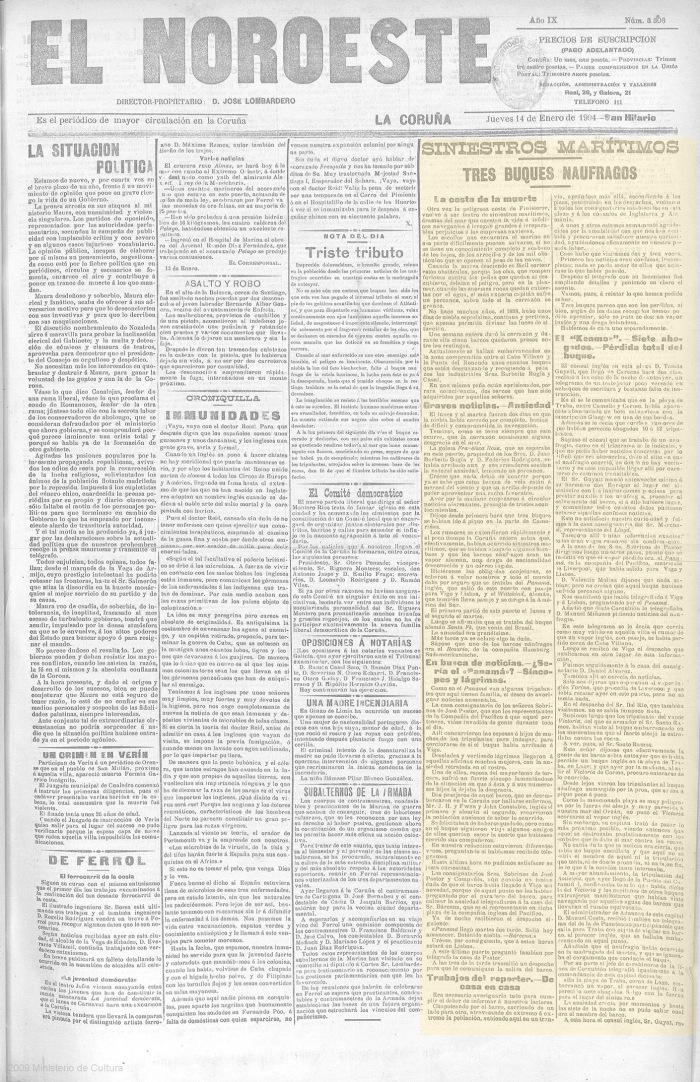 el-noroeste-1904-costa-de-la-muerte