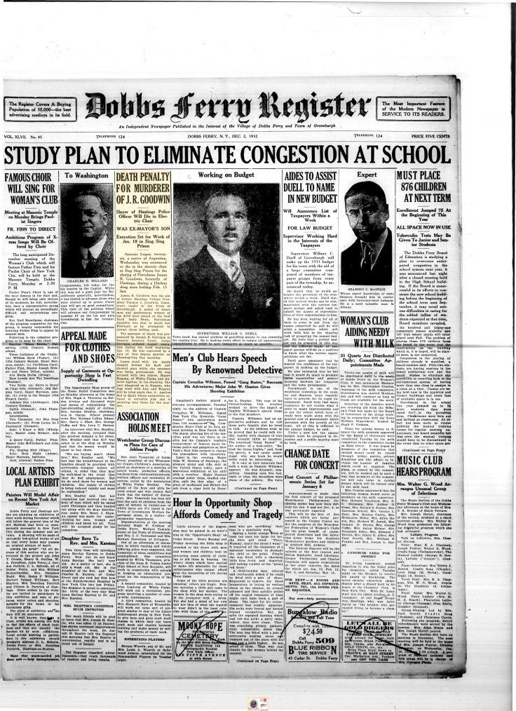 Dobbs Ferry Register 2 de diciembre de 1932.jpg