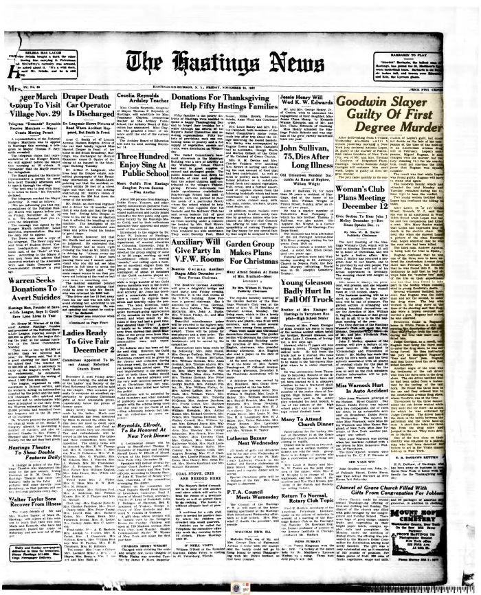 The Hastings News - 25 de noviembre de 1932.jpg
