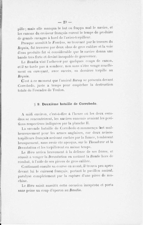 Der grosse Seekrieg im Jahre 1888. Comment la France conquit l'A